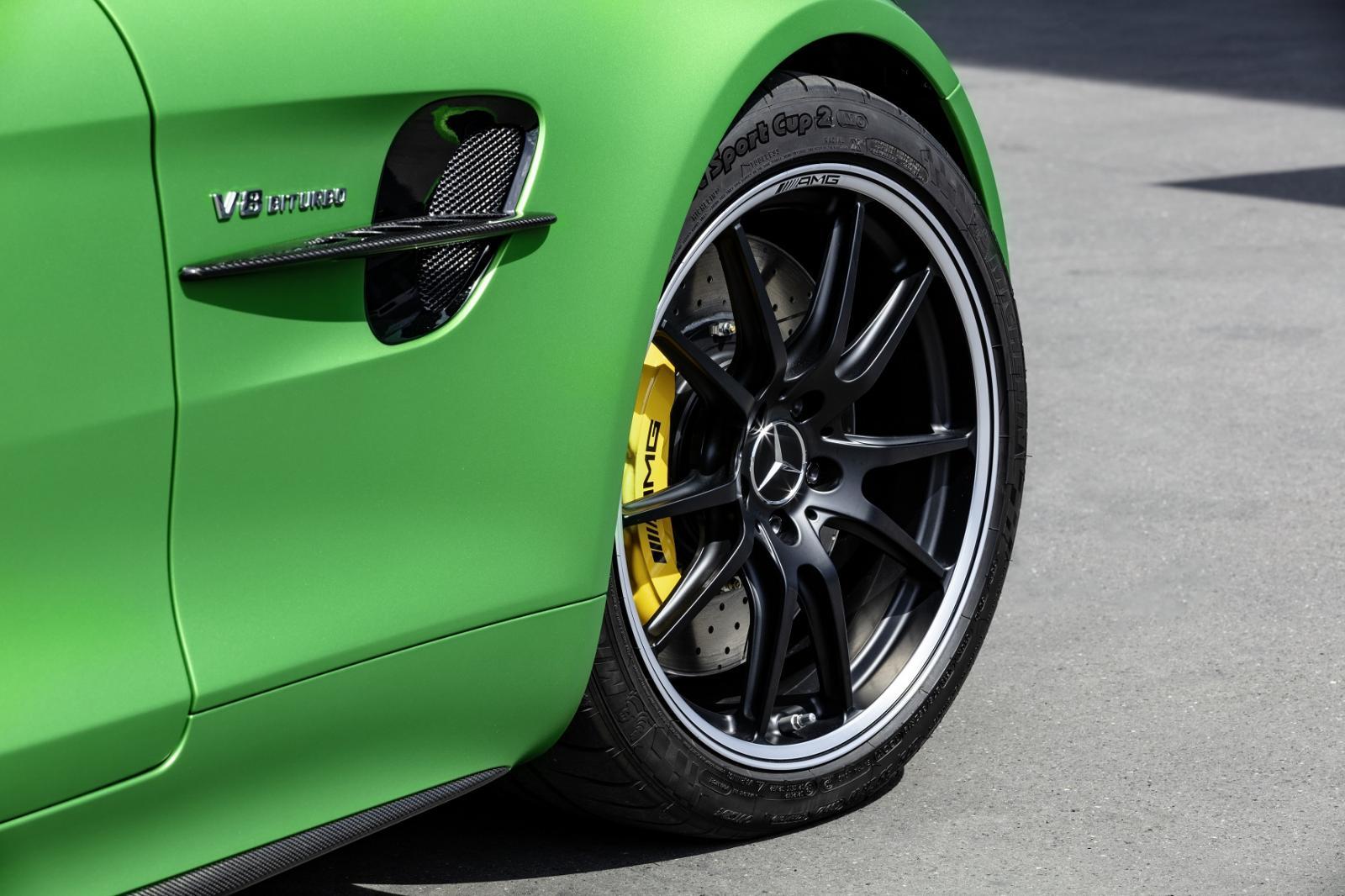 Mercedes-AMG GT precio 6