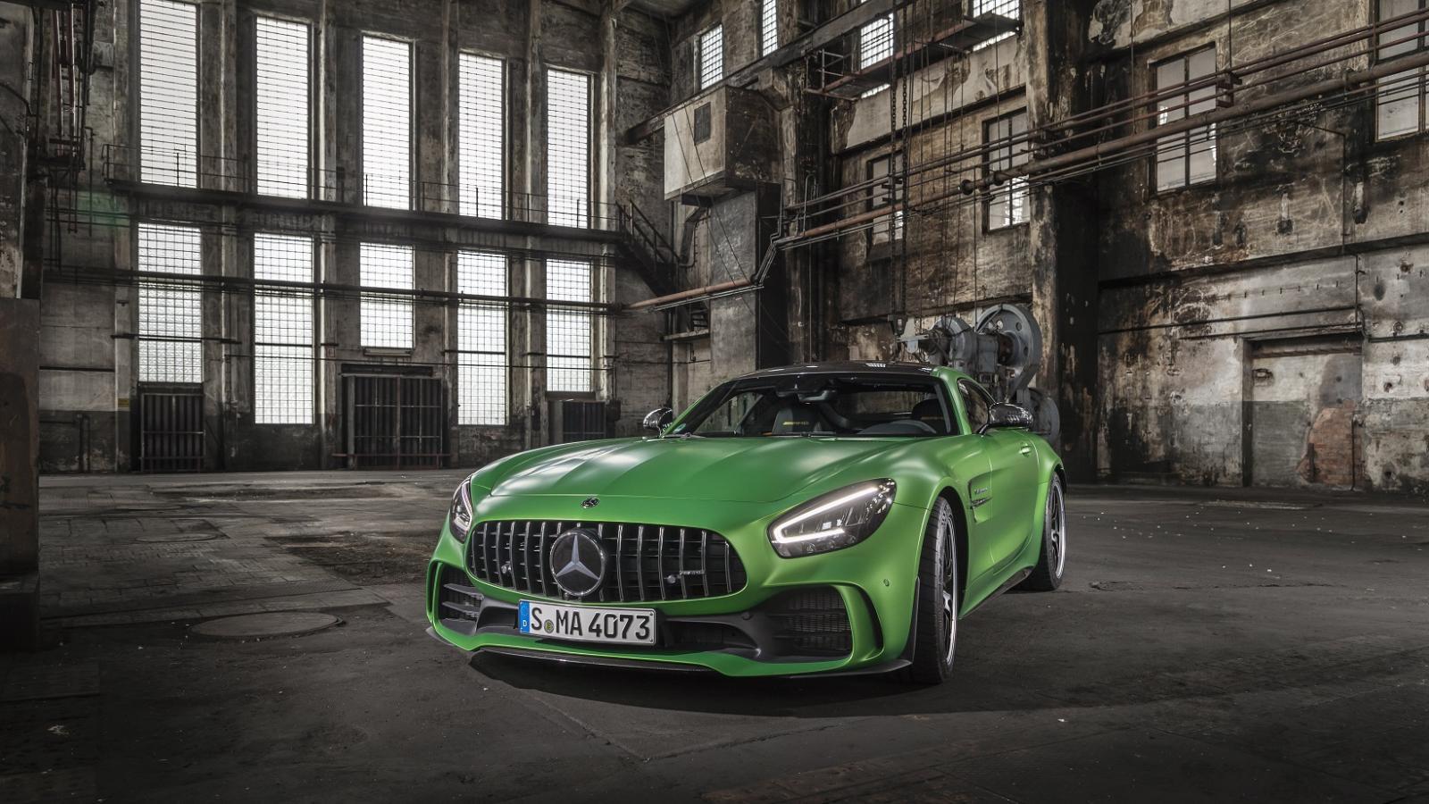 Mercedes-AMG GT precio 4