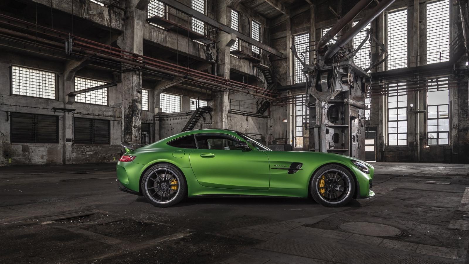 Mercedes-AMG GT precio 3