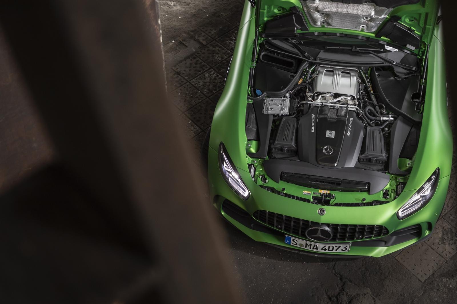 Mercedes-AMG GT precio 7