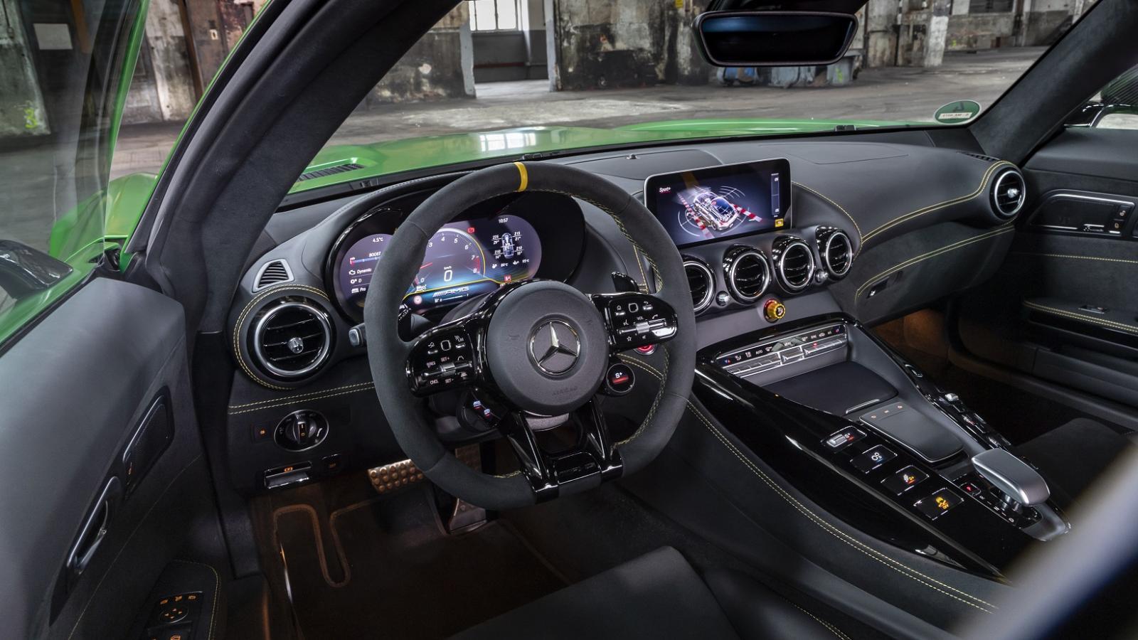 Mercedes-AMG GT precio 8
