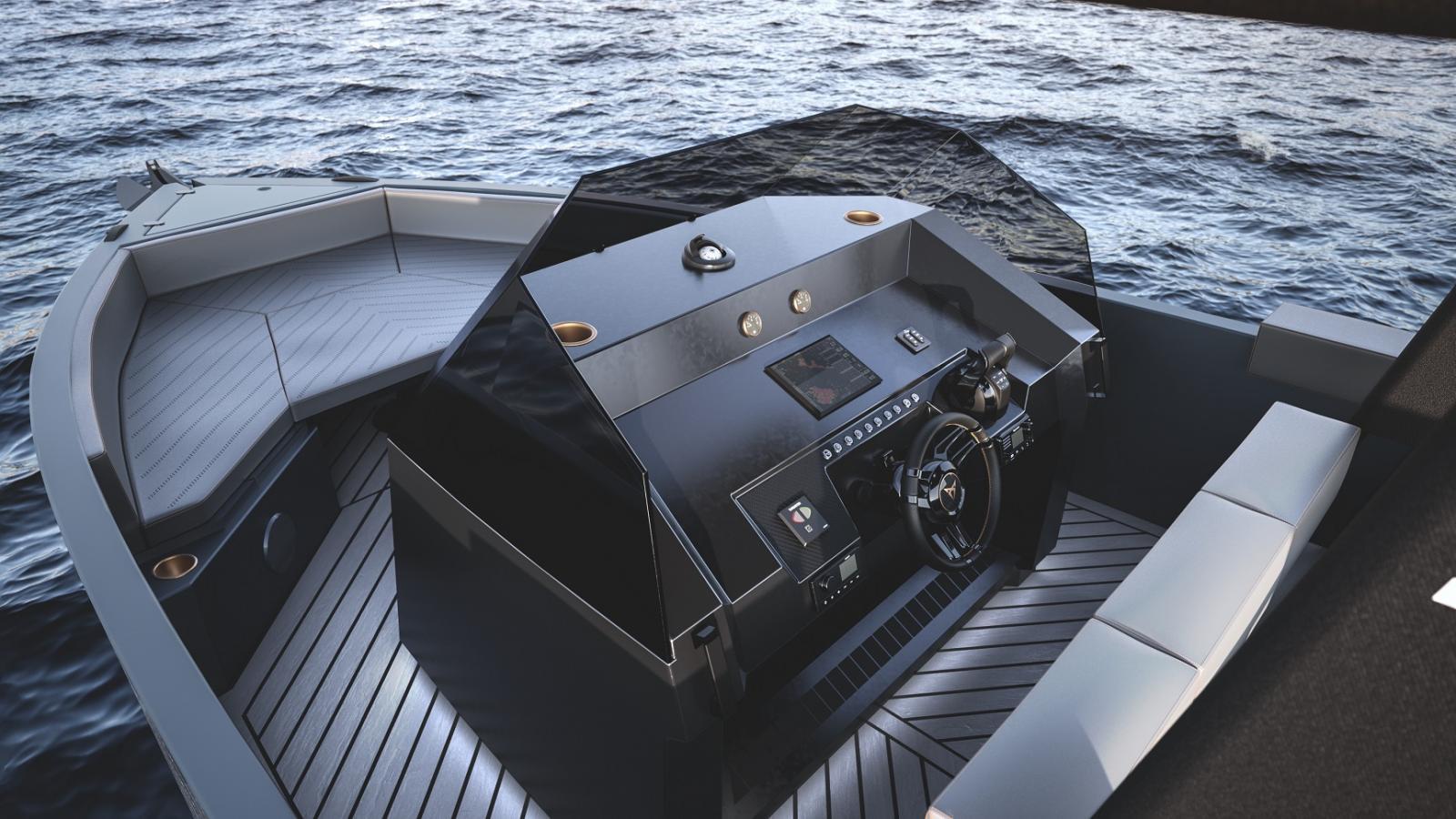 De Antonio Yachts D28 Formentos