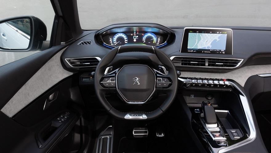 i-Cockpit del Peugeot 308