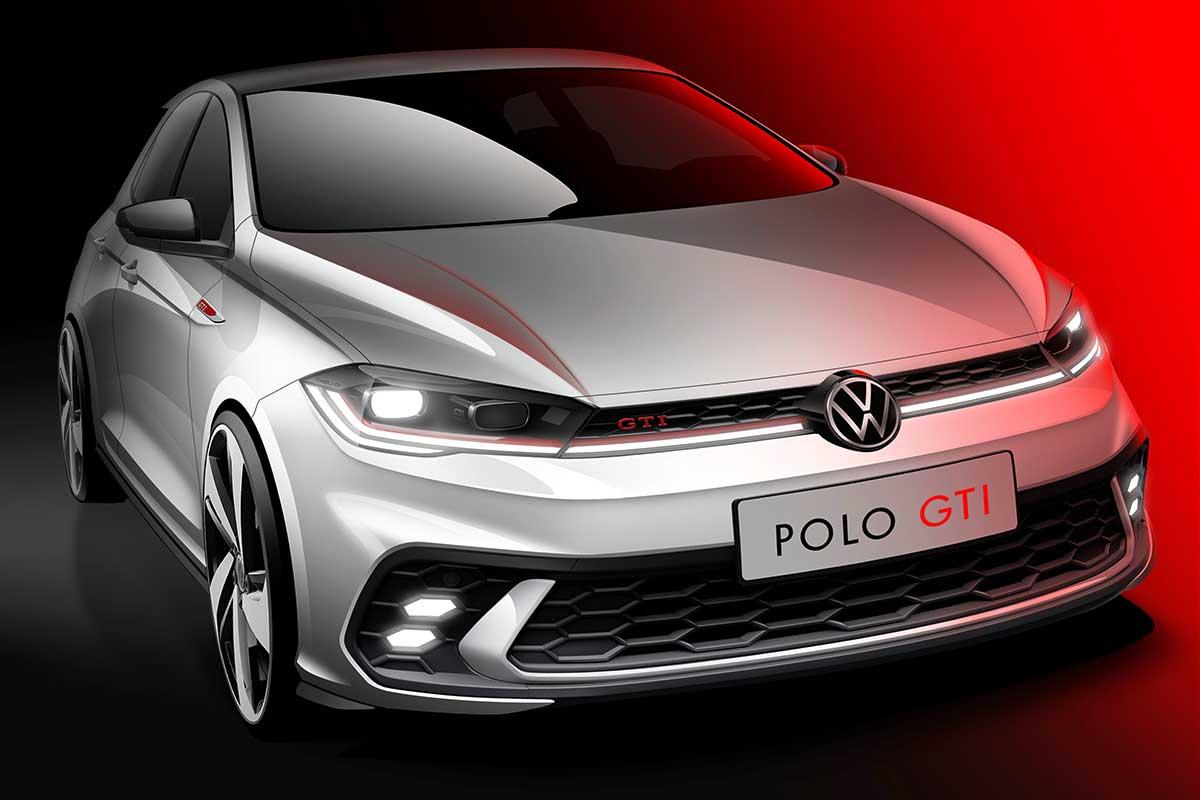 Esta versión añade varios detalles deportivos al coche presentado en abril