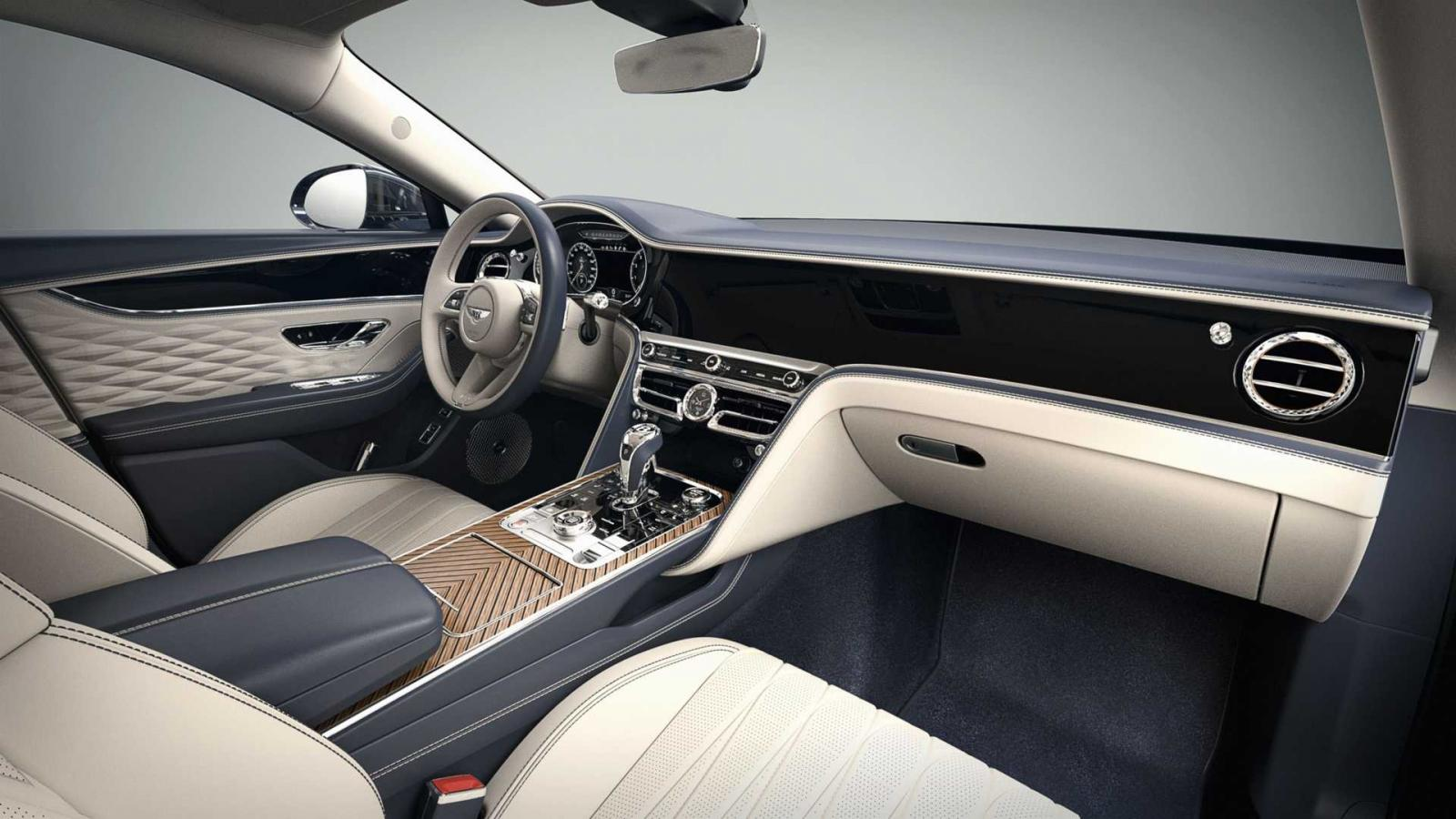 Bentley Flying Spur 2022