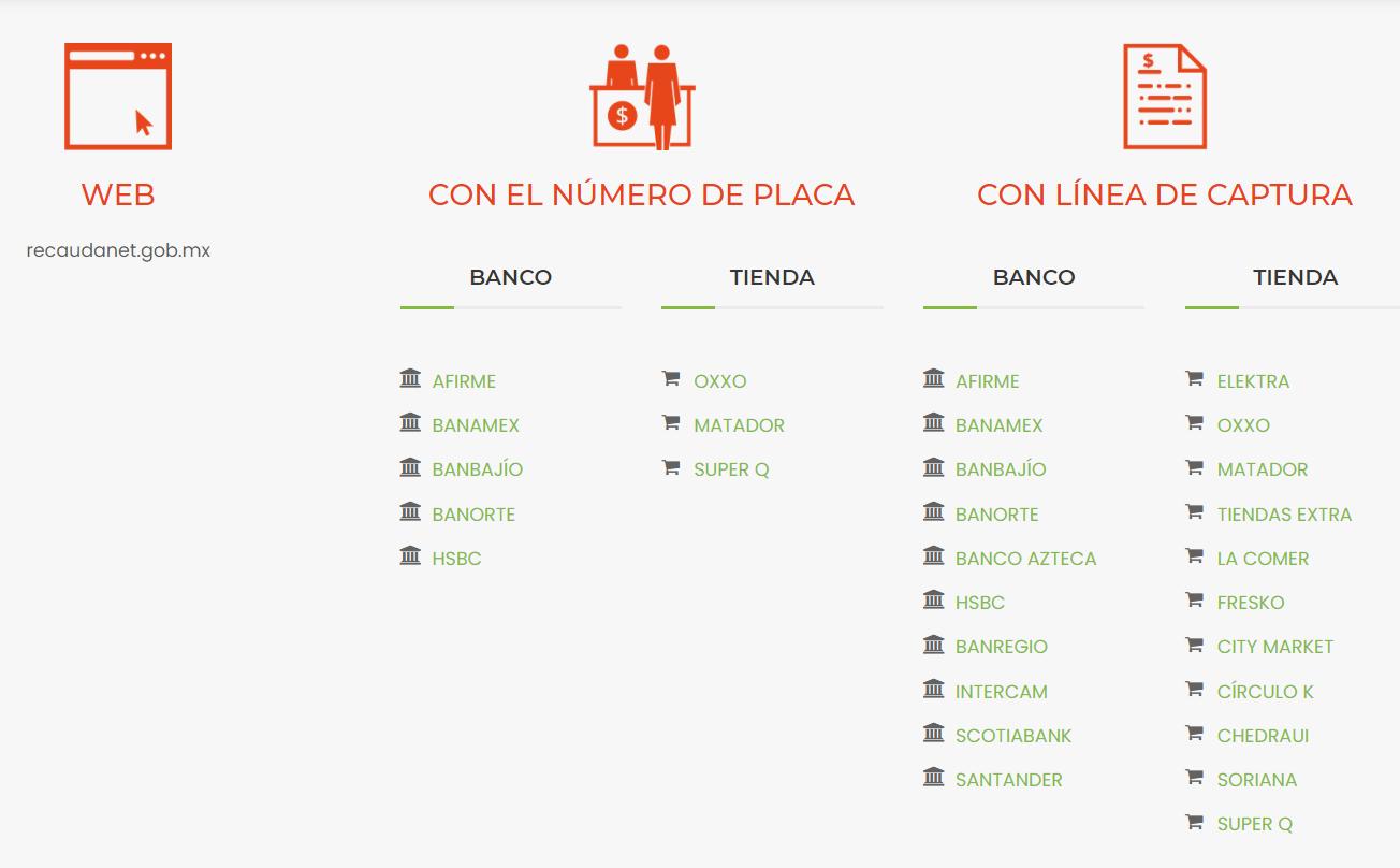 pago de tenencia Querétaro 3