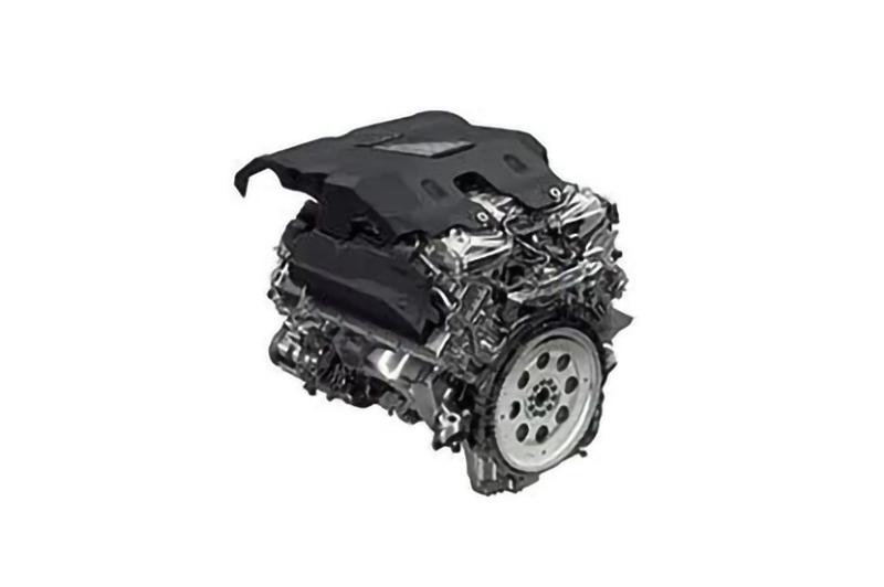 motor V8 Land Rover