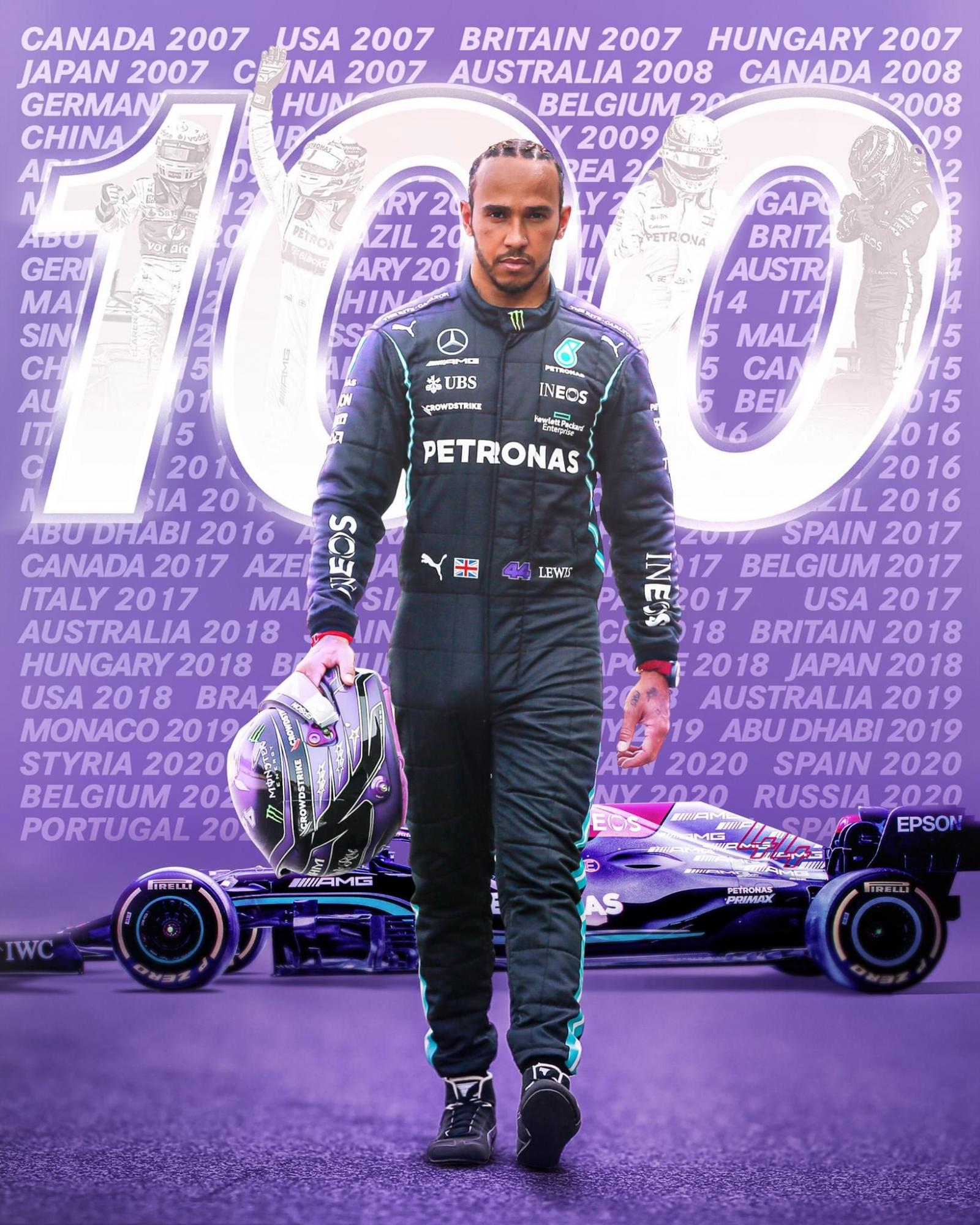 Hamilton 100