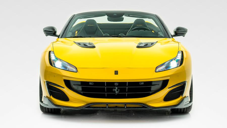 El Ferrari Portofino M fue renovado el pasado mes de septiembre