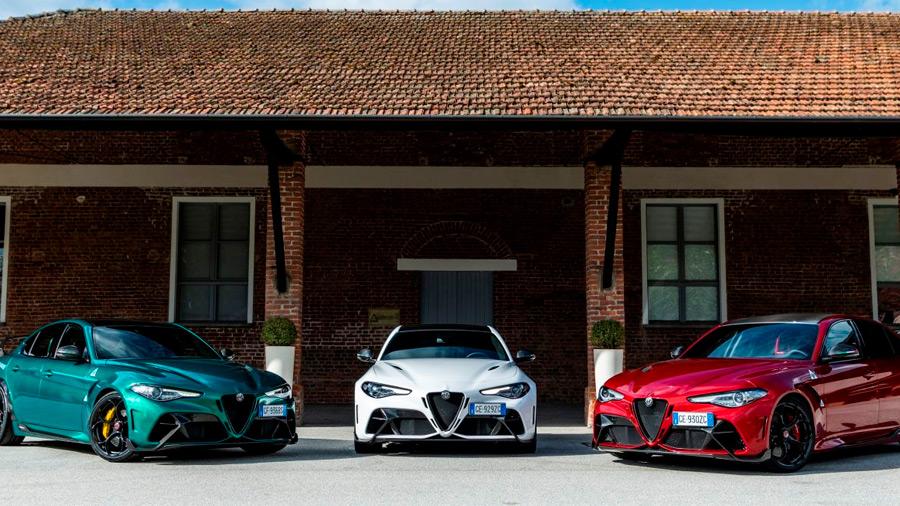 Los Alfa Romeo Giulia GTA y GTAm 2021 destacan por incorporar un nuevo paquete aerodinámico