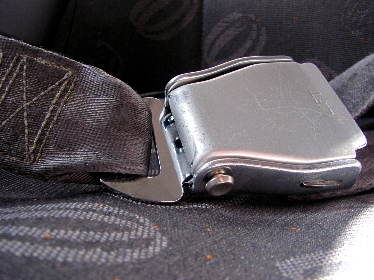 Cinturón de seguridad pélvico