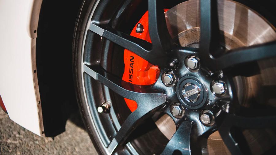 El sistema de frenos ABS puede evitar accidentes de gravedad