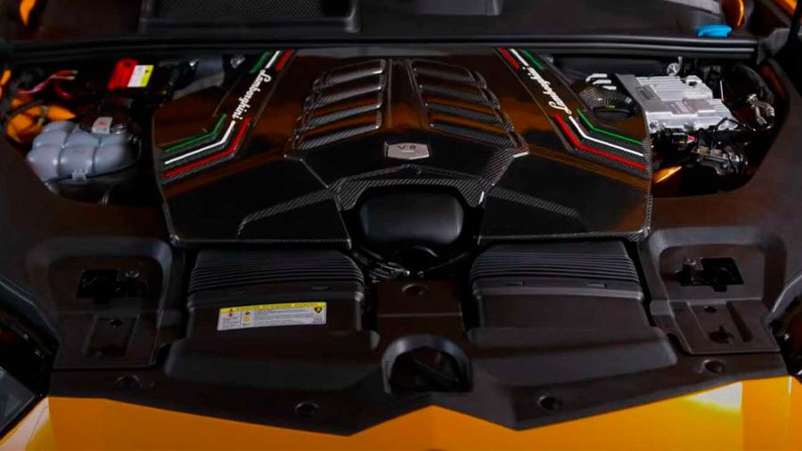 La marca ofrece una cubierta específica para el motor
