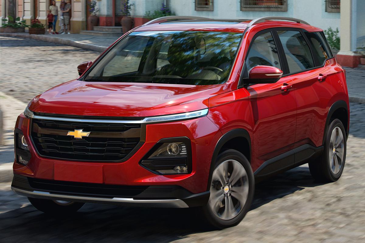 Chevrolet Captiva - SUV de Chevrolet