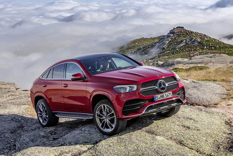 Mercedes-Benz Clase GLE en venta 1