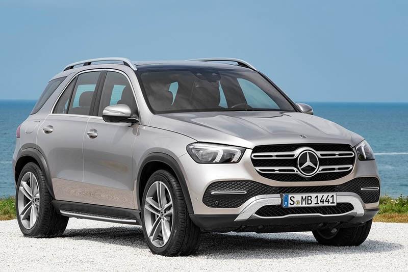 Mercedes-Benz Clase GLE en venta 3