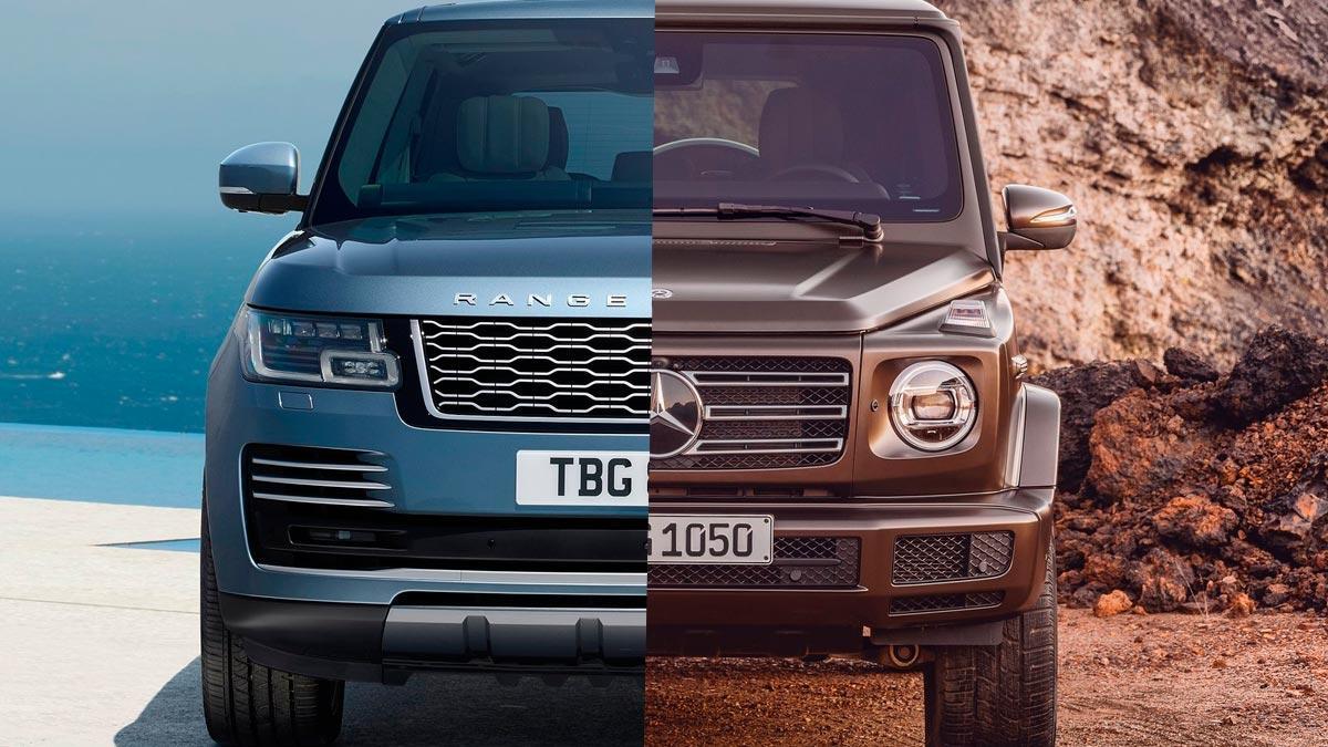 Mercedes-Benz Clase G precio 7