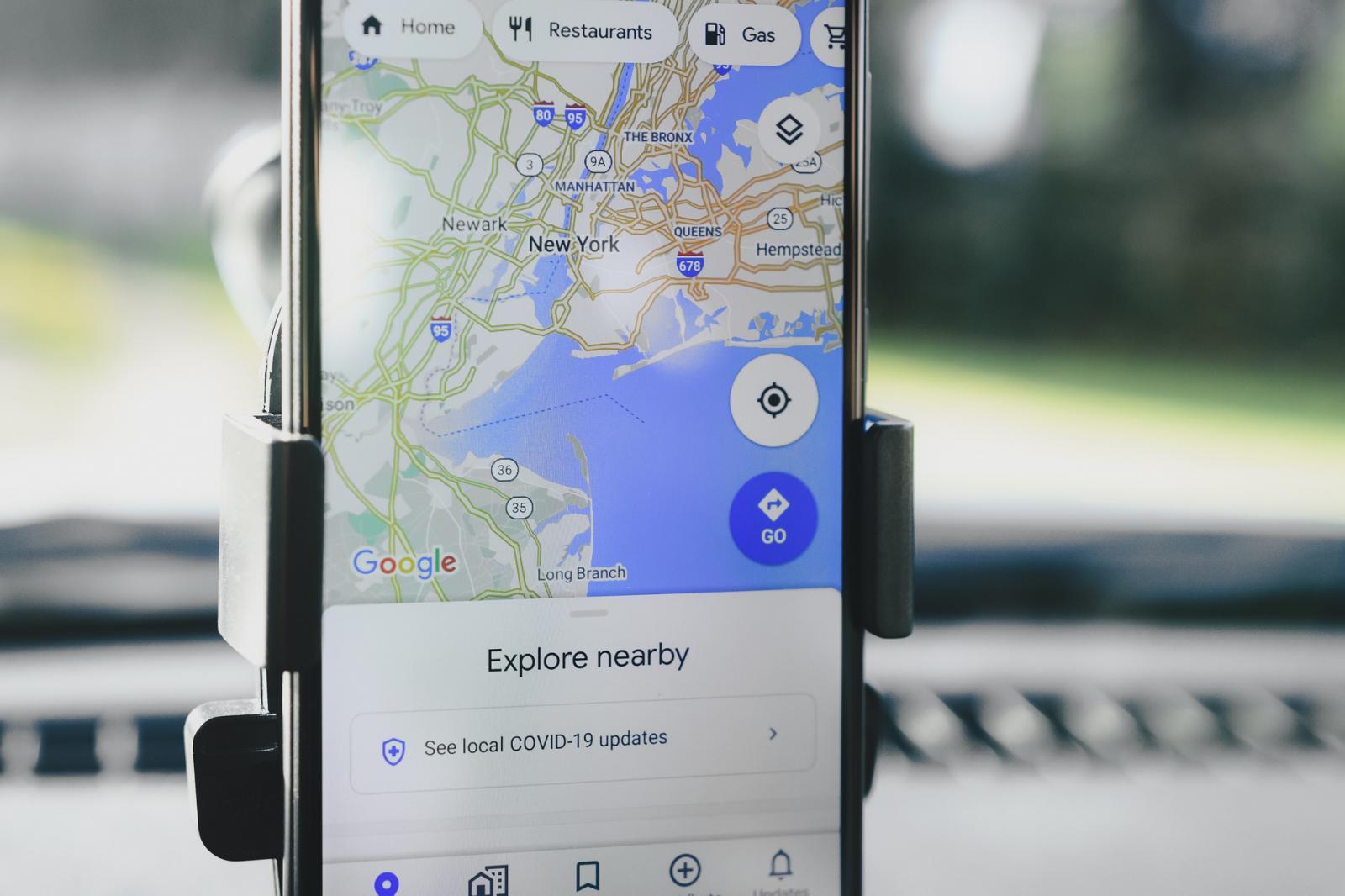 GPS para auto 1