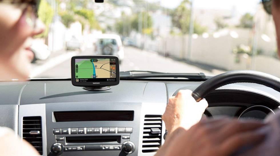 GPS para auto 3
