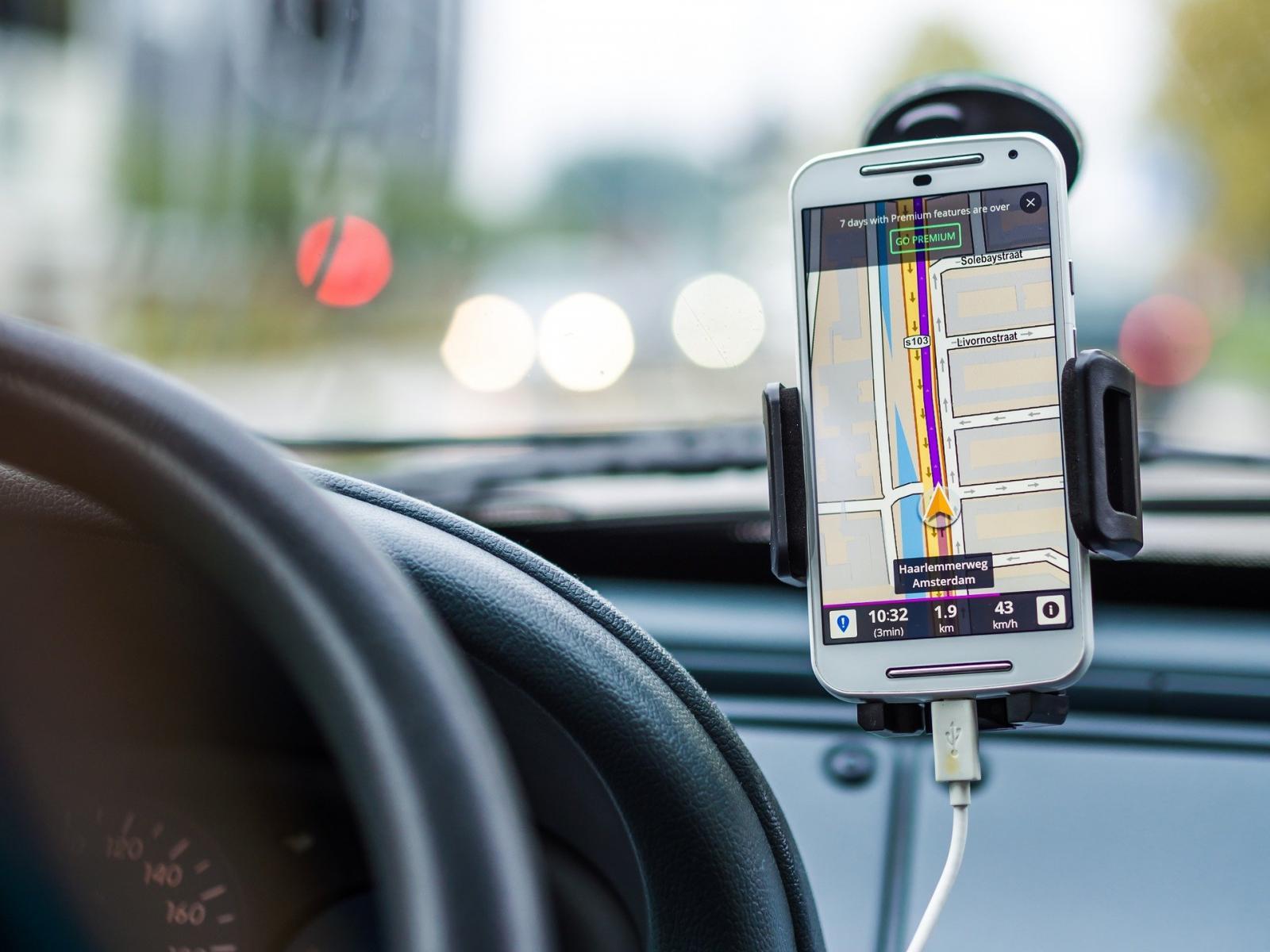 GPS para auto 4
