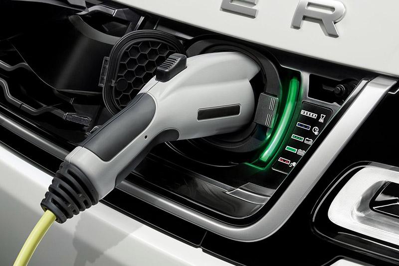 híbrido enchufable 1 - Land Rover Range Rover Sport PHEV