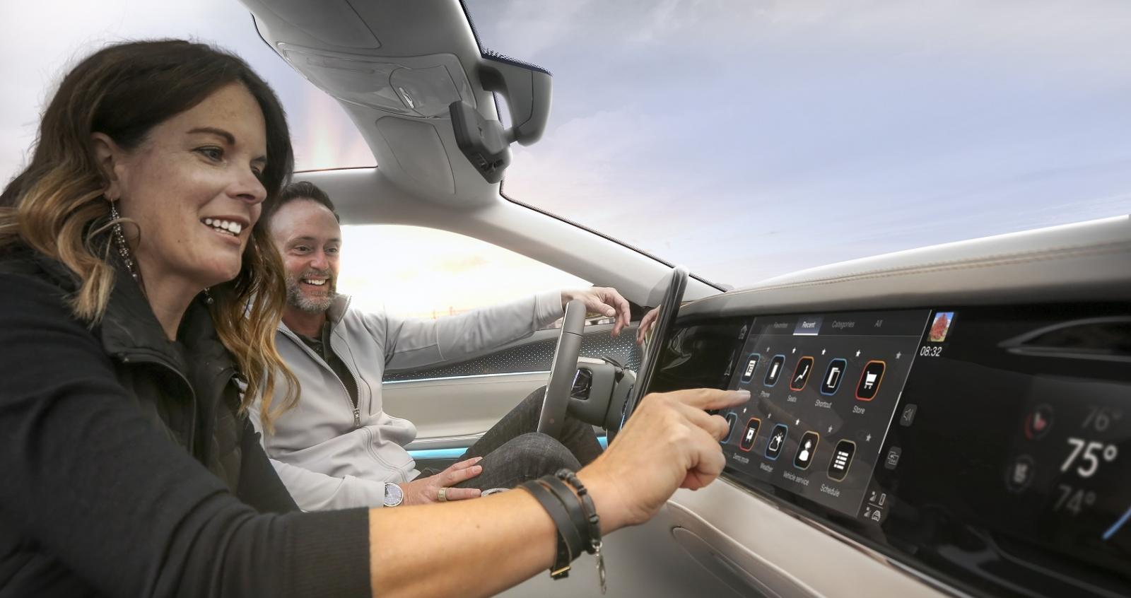 Mobile Drive de Stellantis y Foxconn