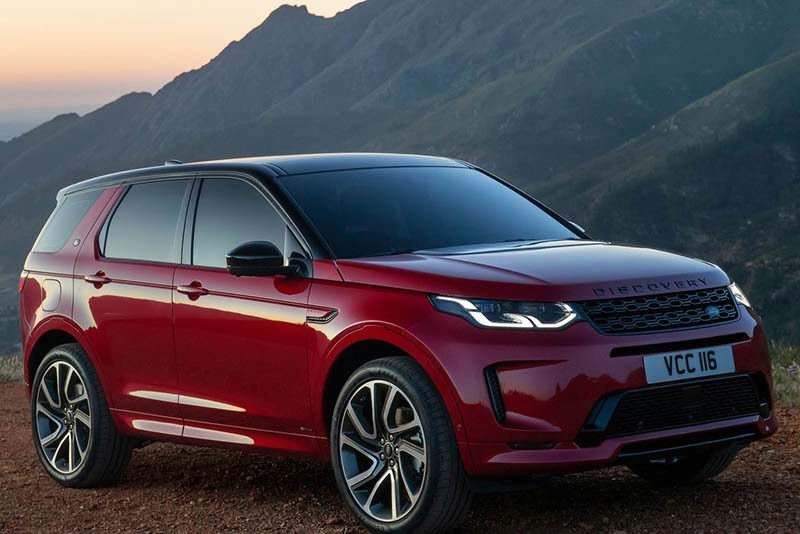 Land Rover Discovery Sport en venta 1