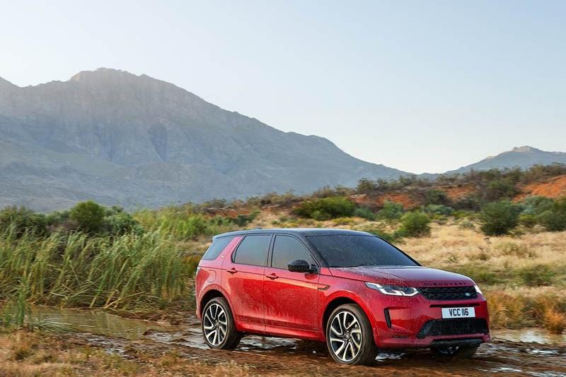 Land Rover Discovery Sport en venta 2