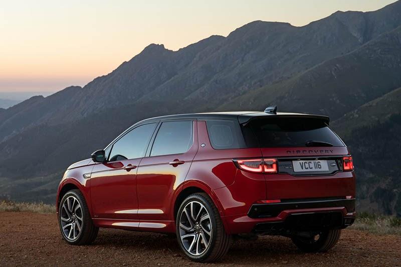 Land Rover Discovery Sport en venta 3