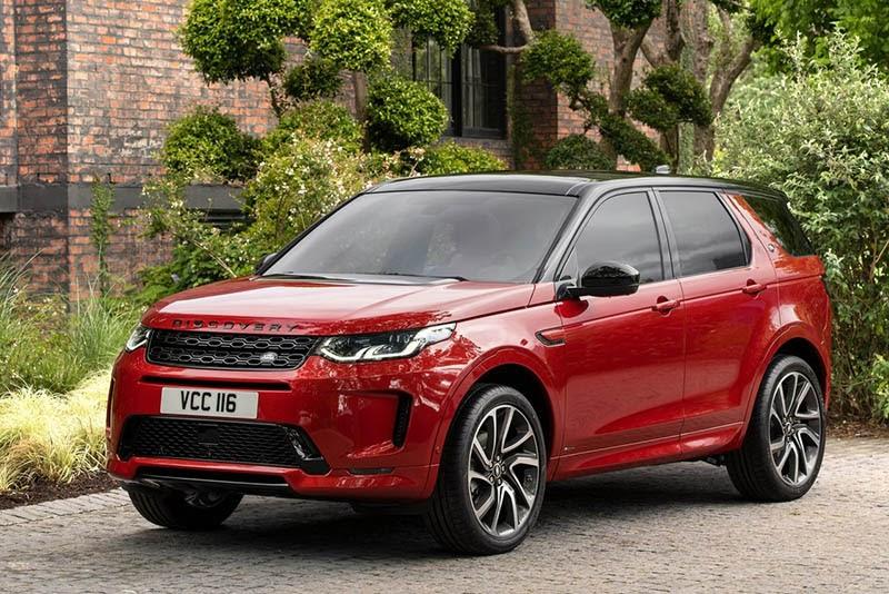 Land Rover Discovery Sport en venta 4