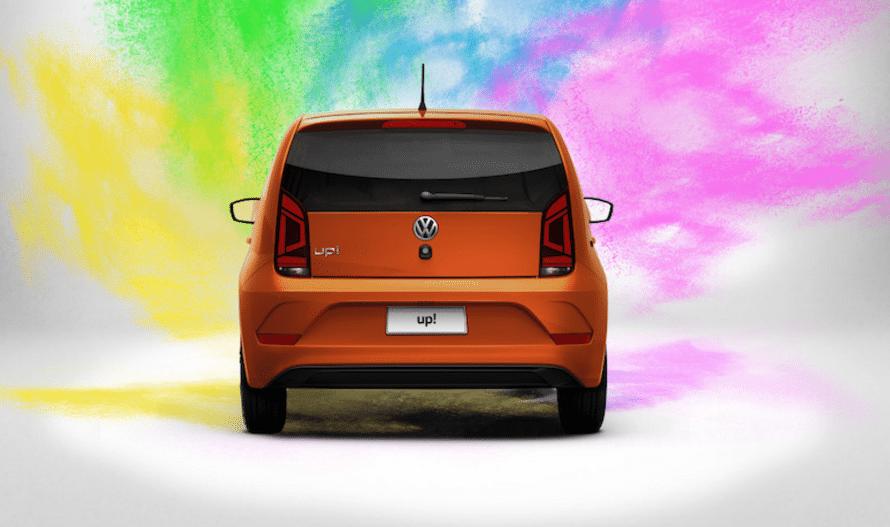 Volkswagen Up! en venta 2