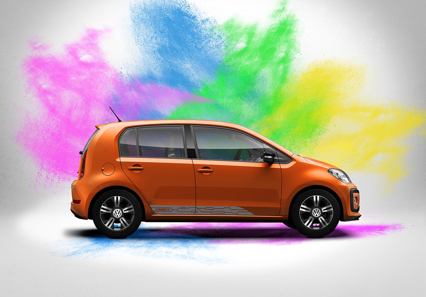 Volkswagen Up! en venta 3