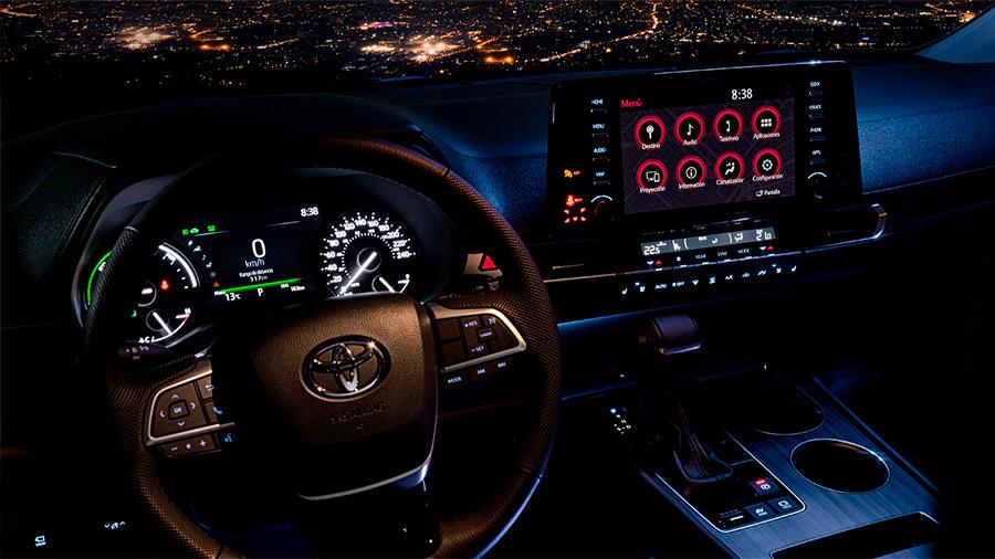 Toyota Sienna precio 5