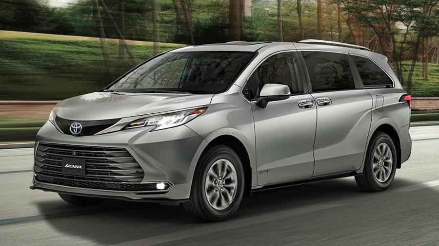 Toyota Sienna precio 2