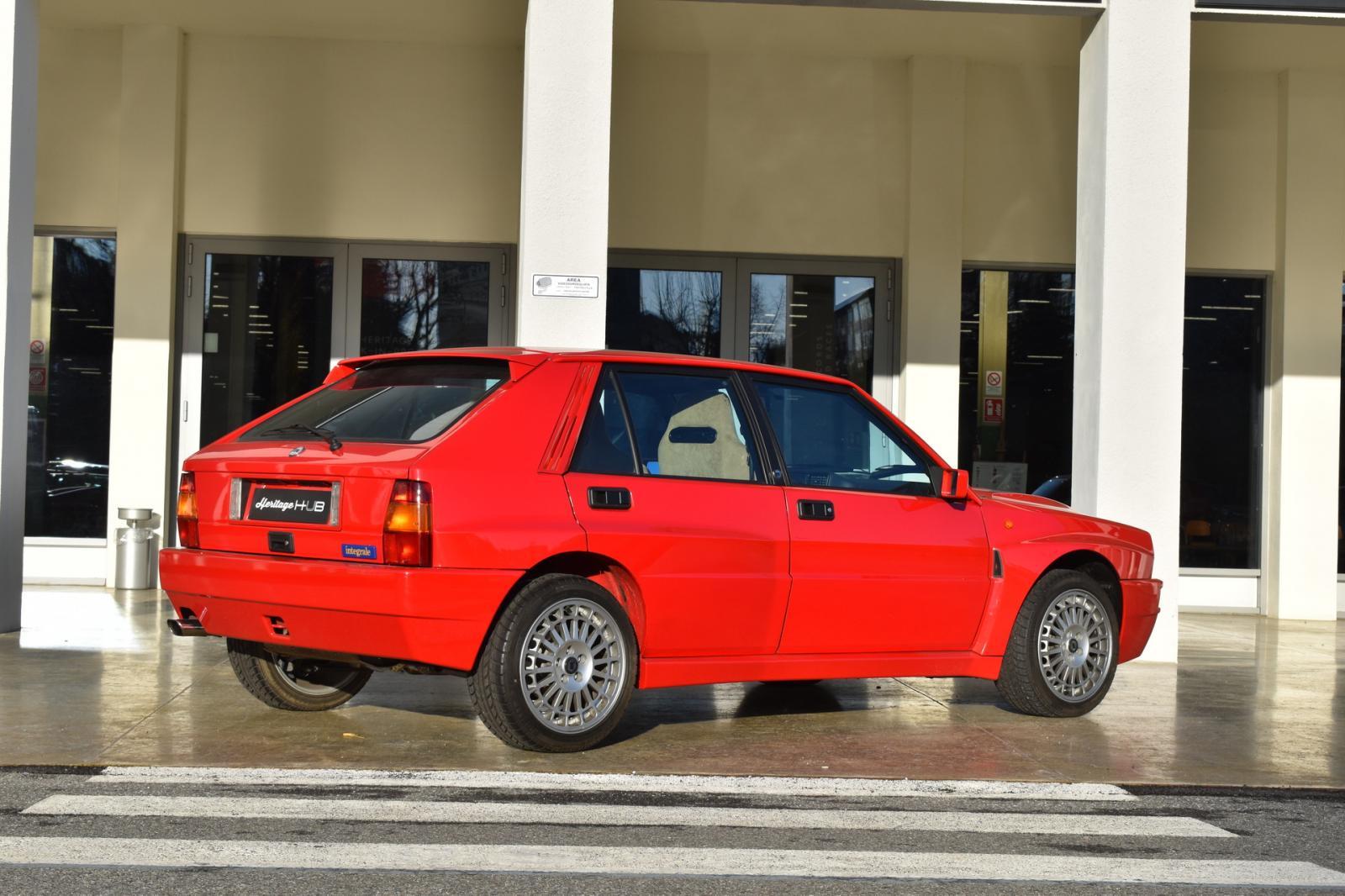 Lancia Delta HF Integrale autopartes