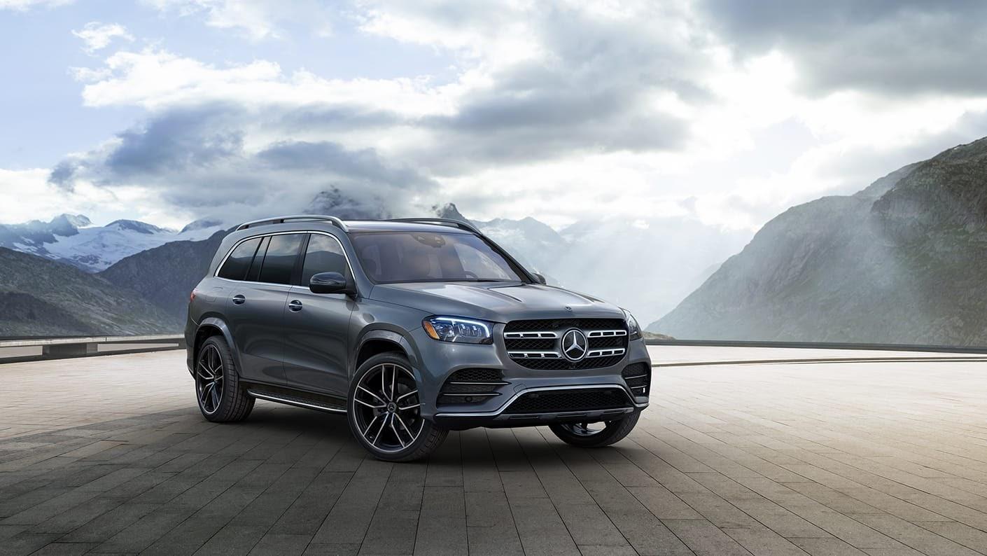 Mercedes-Benz Clase GLS en venta 1