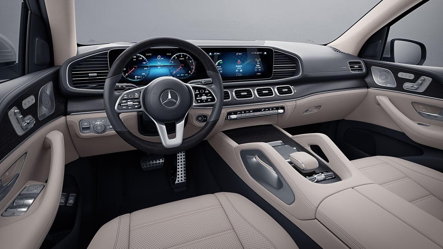 Mercedes-Benz Clase GLS en venta 2