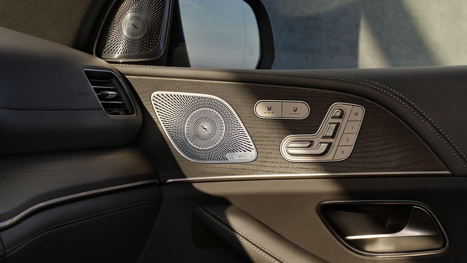 Mercedes-Benz Clase GLS en venta 4
