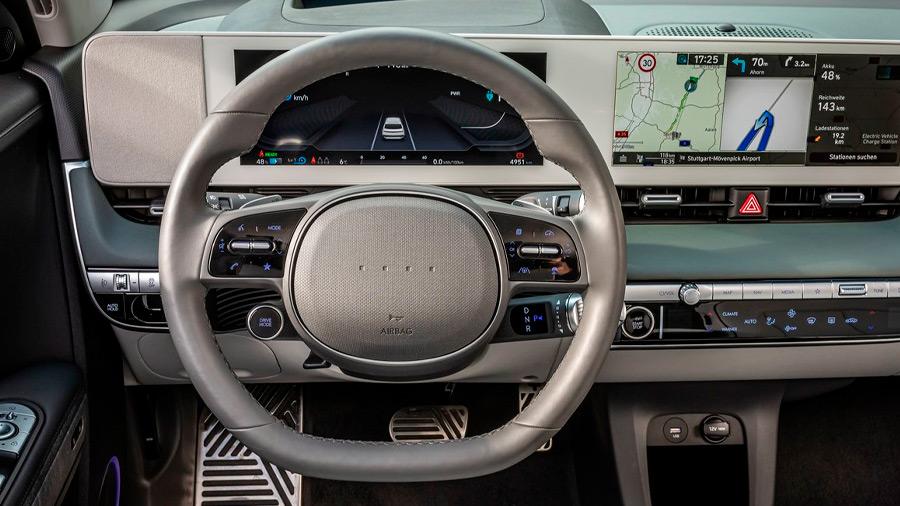 La Ioniq 5 será el primer vehículo de la marca en llevar este sistema de pagos online