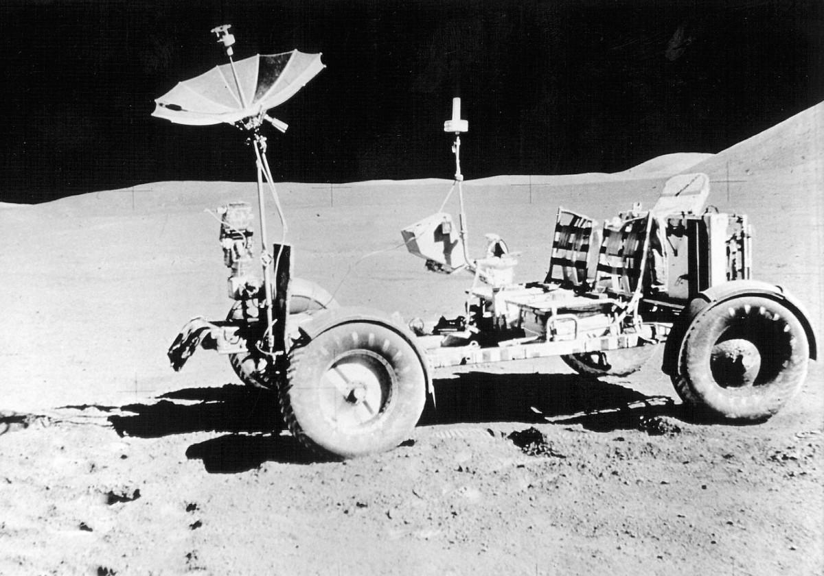 Video: General Motors desarrollará la siguiente generación de vehículos lunares