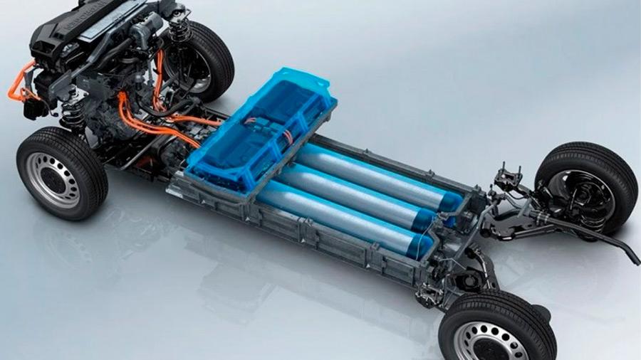 La Peugeot e-Expert Hydrogen entregará 400 kilómetros de autonomía por carga completa