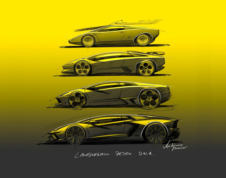 Lamborghini diseño