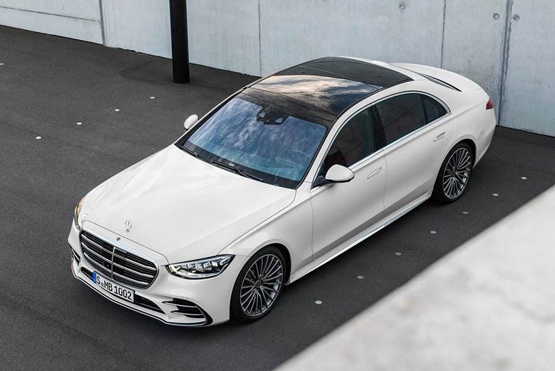 Mercedes-Benz Clase S en venta 1