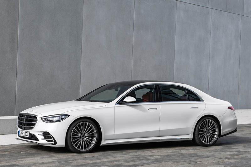 Mercedes-Benz Clase S en venta 2