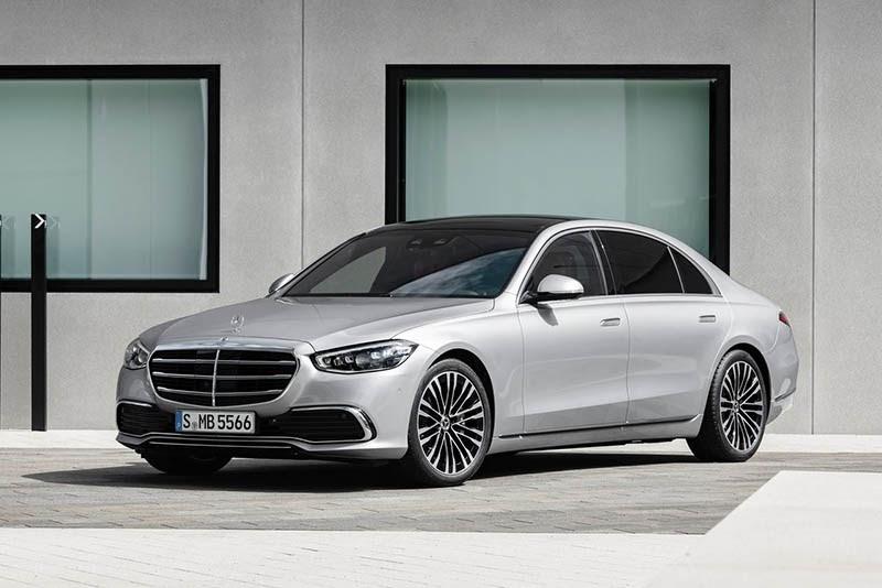 Mercedes-Benz Clase S en venta 4