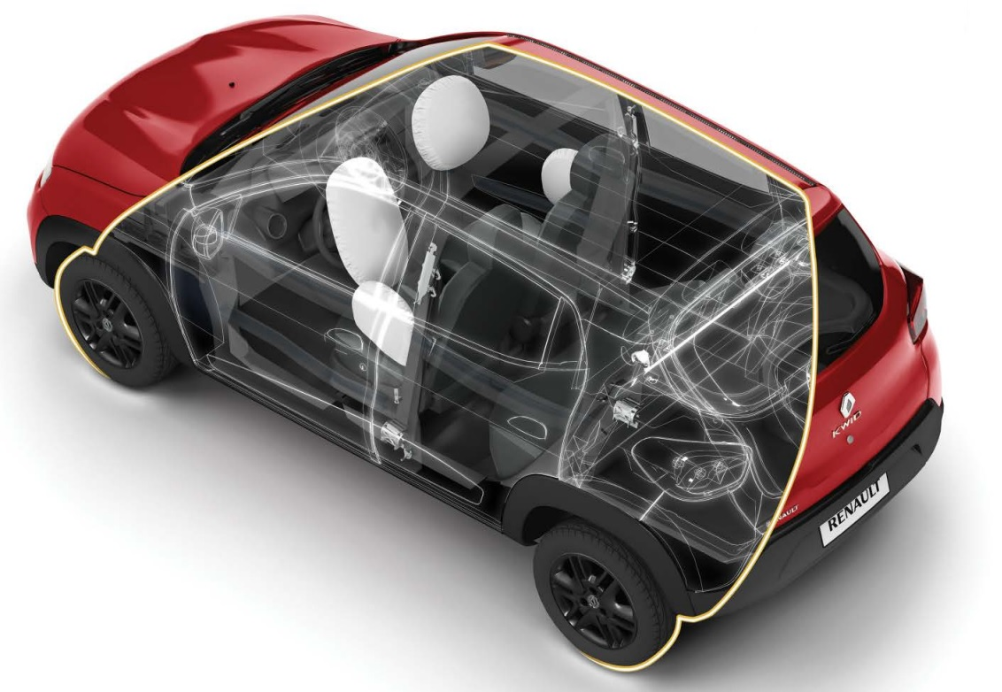 Renault Kwid 2021 Reseña - Bonita, barata y muy ahorradora