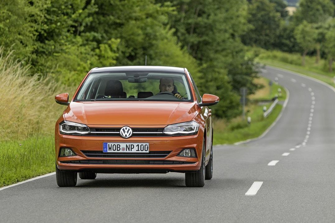 El nuevo Volkswagen Polo llega con cierto grado de manejo autónomo