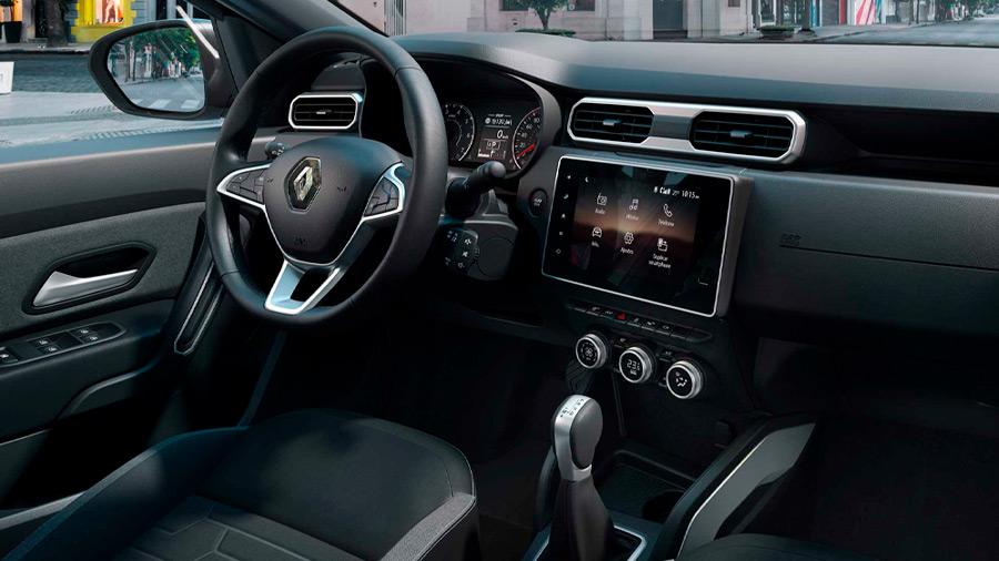 La camioneta presume una cabina mejor ensamblada y con materiales de mayor calidad