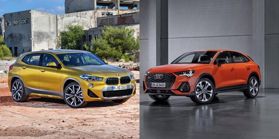 Comparación entre BMW X2 y Audi Q3