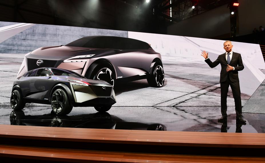Auto Show Ginebra 2019 Nissan